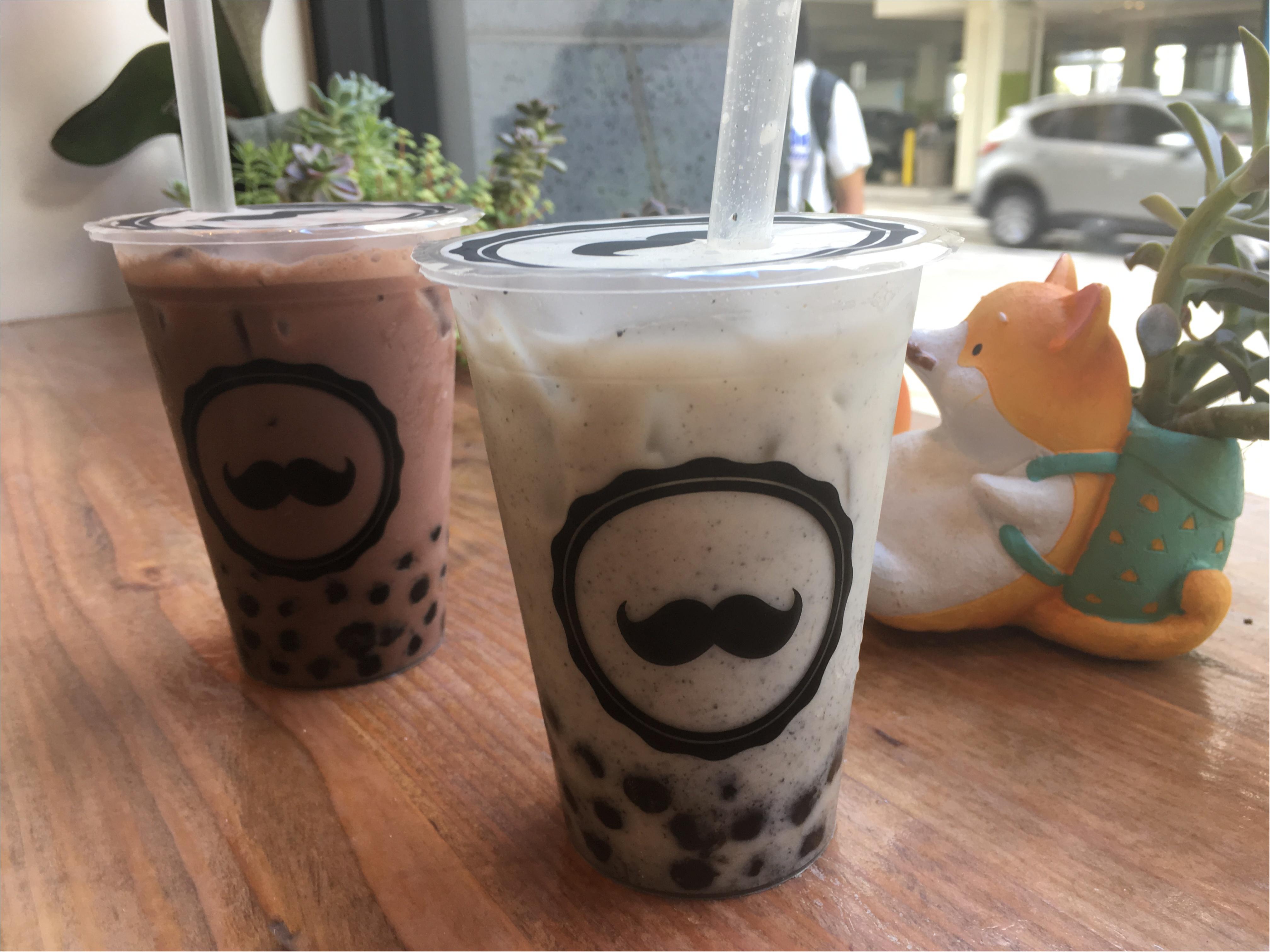 ヒゲマークがカワイイ♡●●で飲めるタピオカミルクティー「Mr.Tea Cafe」_3