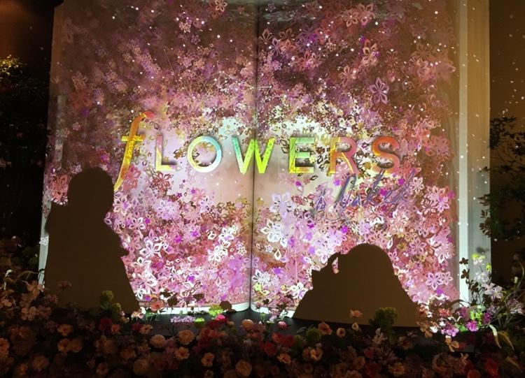 日本一早いお花見!?FLOWERS BY NAKEDに行ってきました♡_1