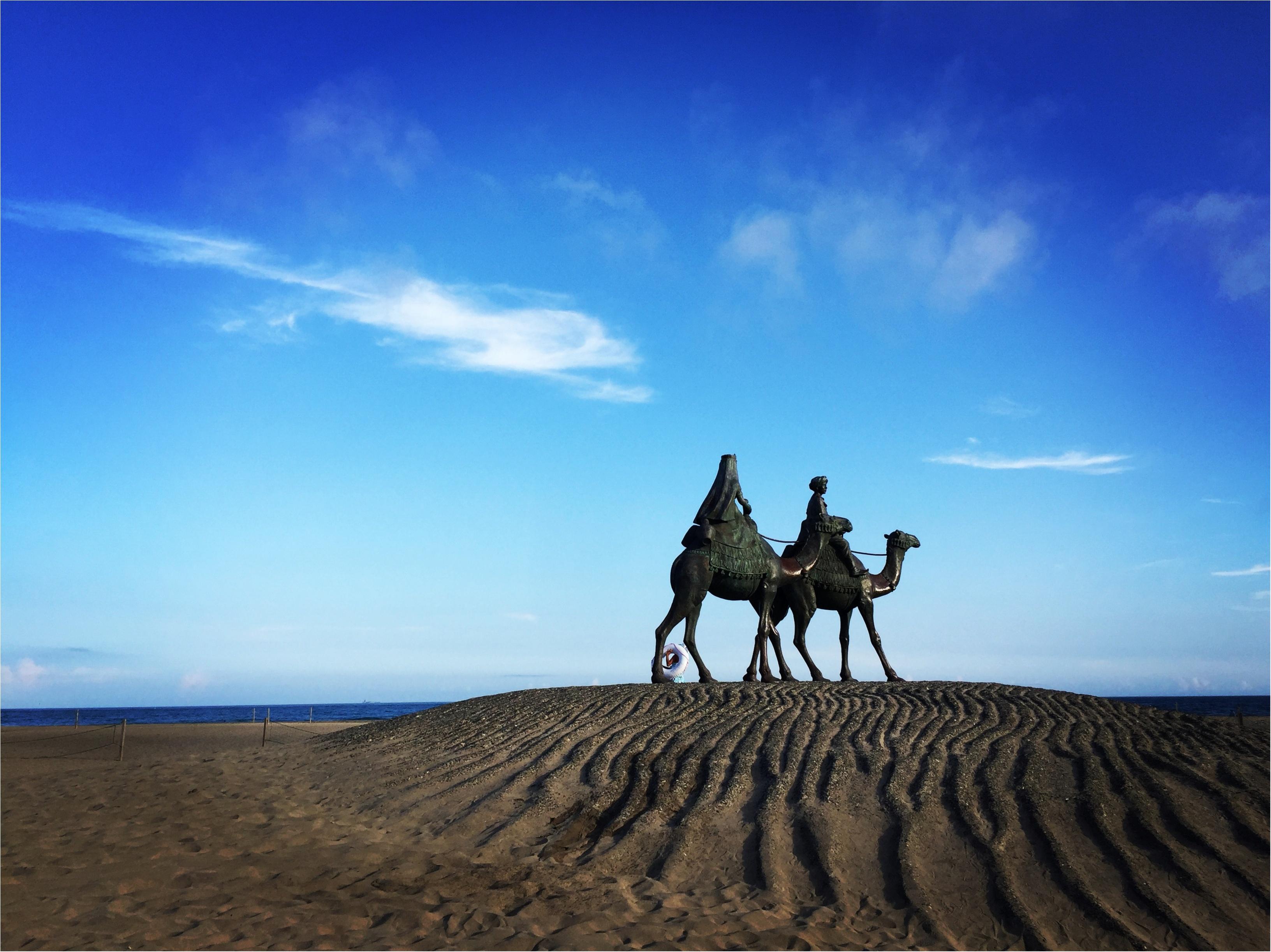 暑い陽射しの海も○○○があれば快適✨あの童謡で有名な【*御宿海岸*】で夏を満喫してきました♪_10