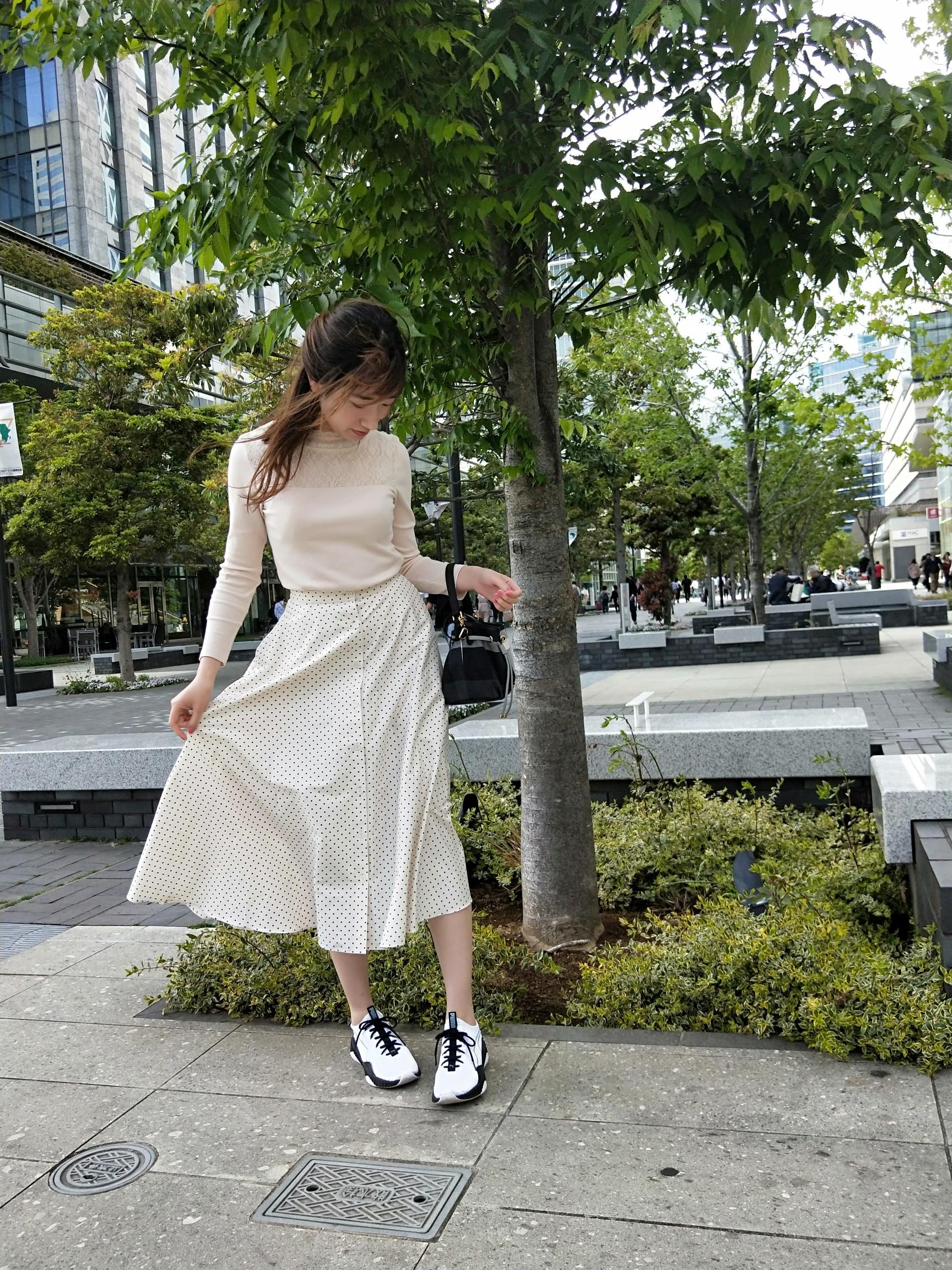 【ユニクロのGW】ブラトップもスカートも1000円オフ♡_4