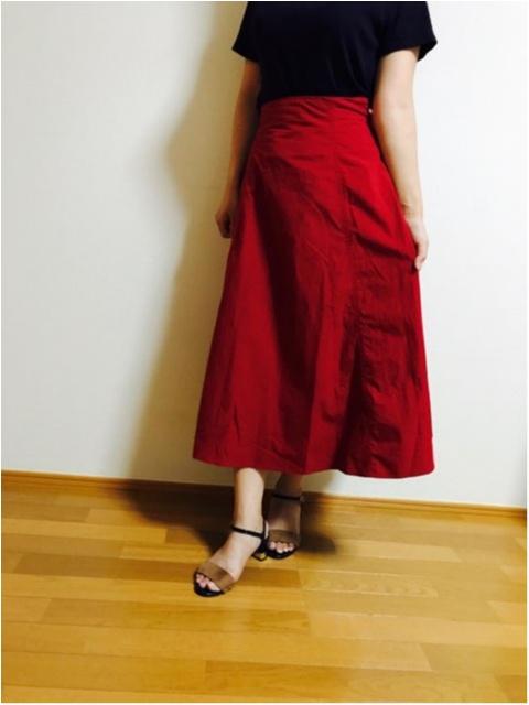 【index】2wayで着られる《リボン付きフレアスカート》着回しやすさ◎です!_4