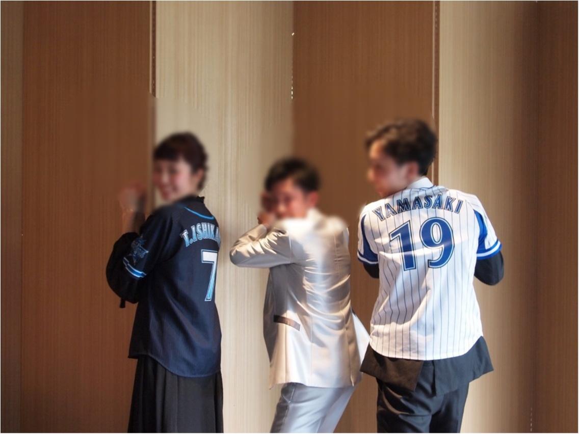【結婚式のいろいろ】弟の結婚式に参加してきました♡‐八芳園‐_8