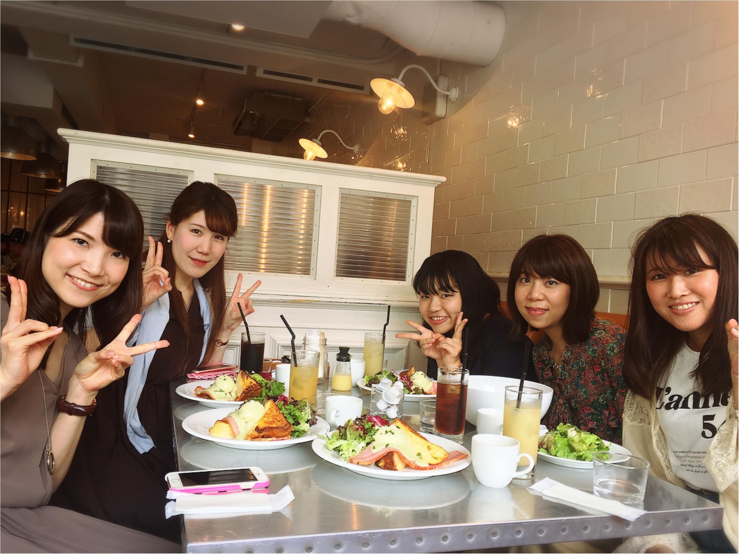まるでホテルランチ♡ふわっふわフレンチトーストを-本日のモアハピ女子会-_1