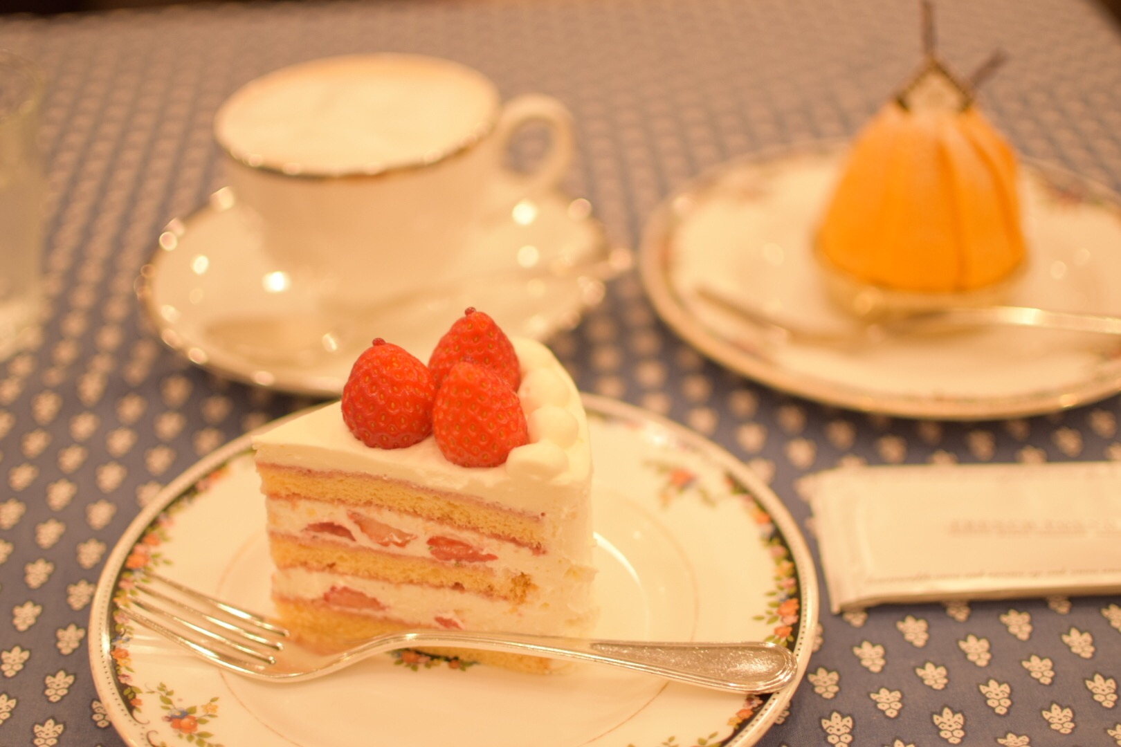 【東京】日本一のショートケーキ!フレンチパウンドハウス【駒込・巣鴨】_1