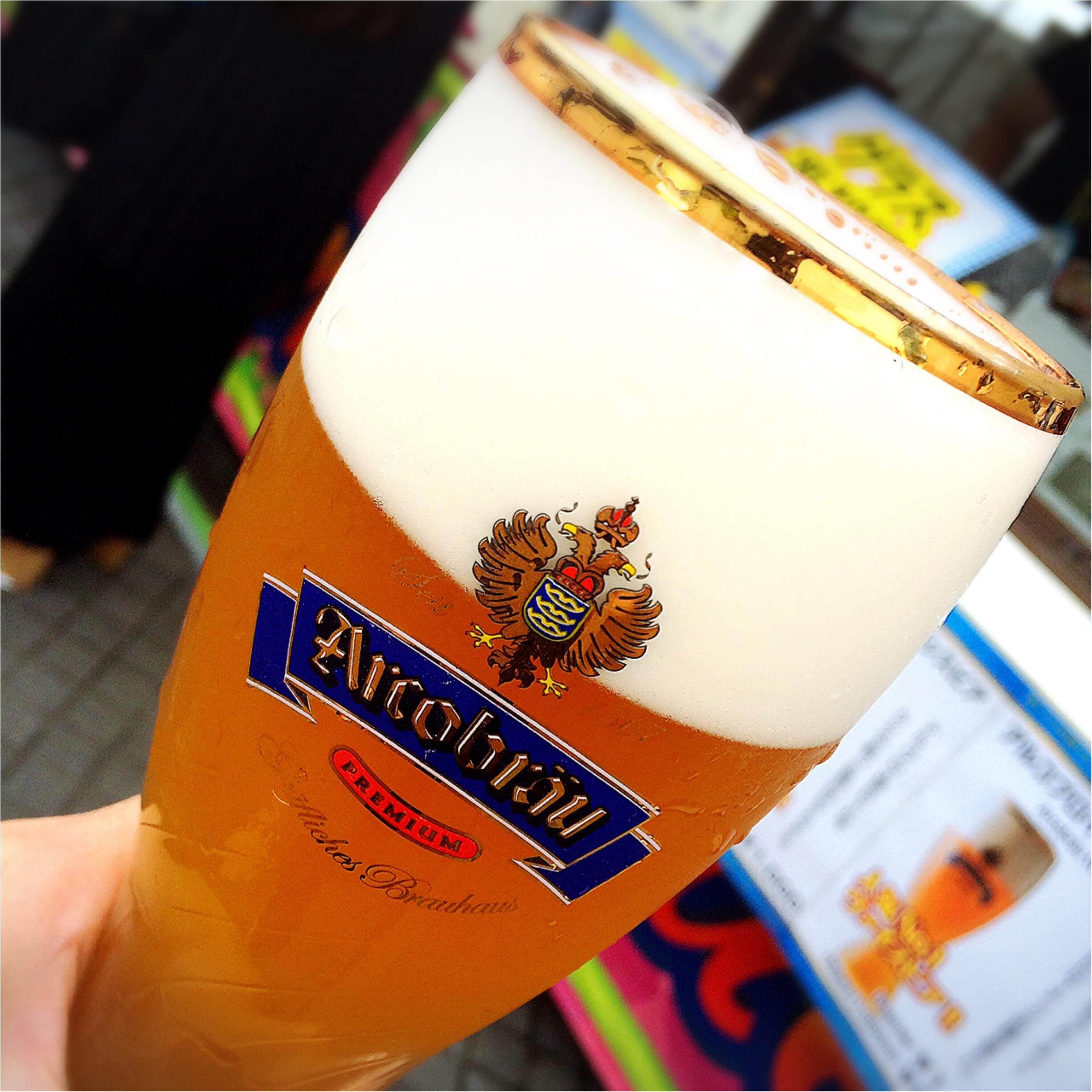 ★暑い暑い夏だから!オクトーバーフェストで美味しいビールを!★_6