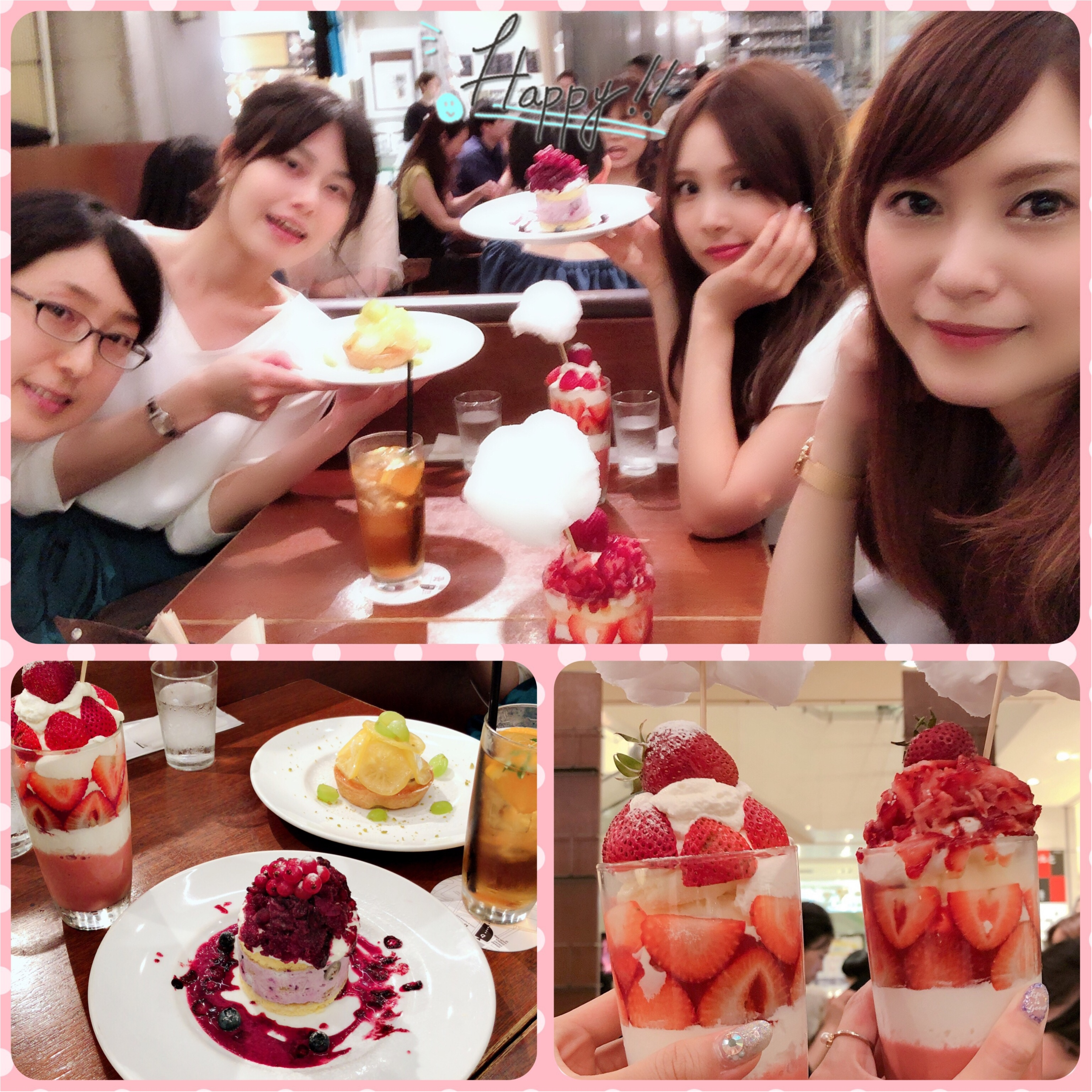 café & books bibliotheque フローズンフルーツフェア♡_2