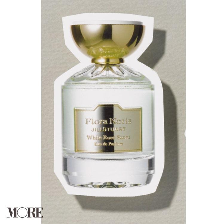 【ベストコスメ】 香水・フレグランス部門 《おすすめフレグランス》 フローラノーティス ジルスチュアート/ホワイトローズ オードパルファン