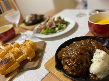《おうちごはん》我が家の洋食と和食はこんな感じ♡