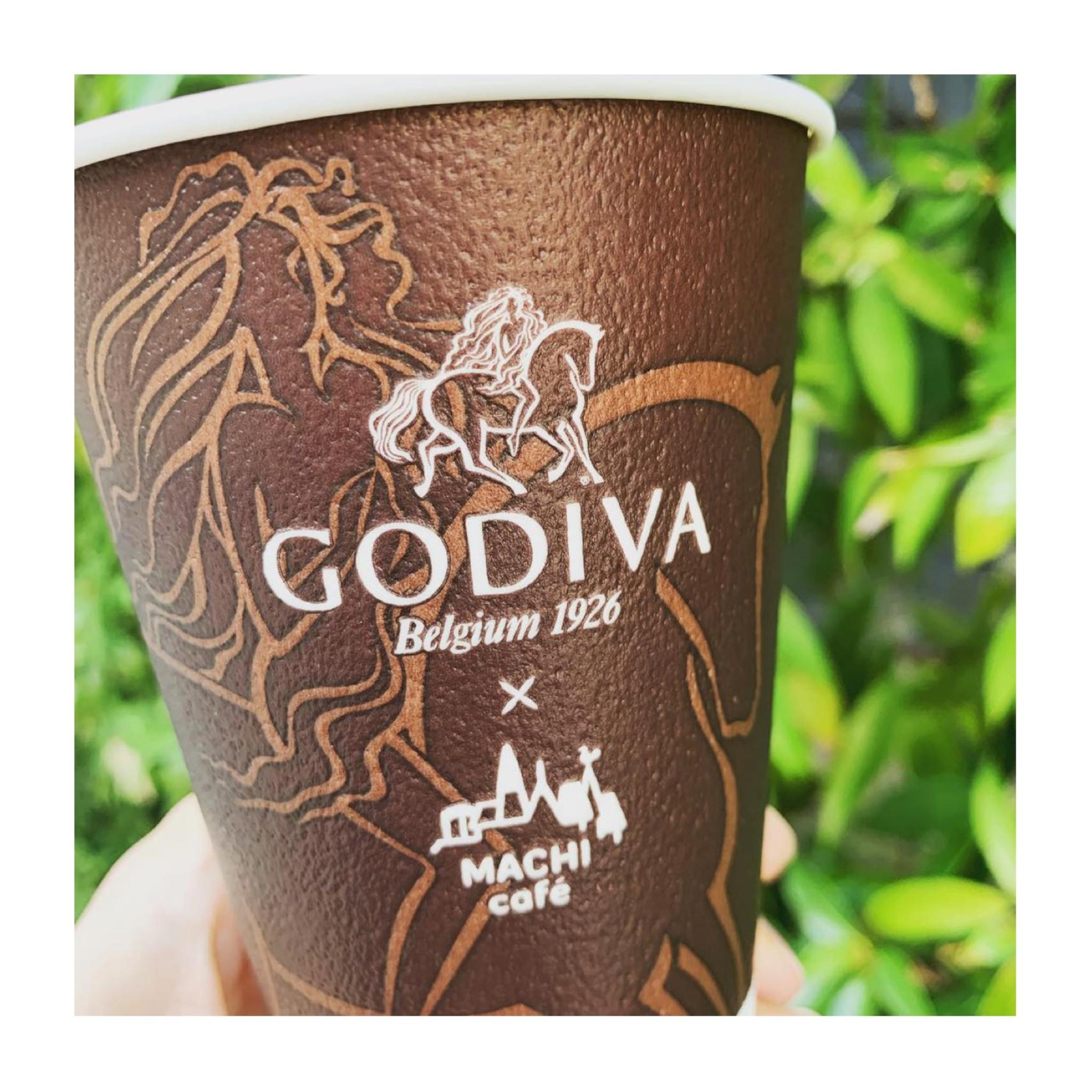 《発売前から話題沸騰❤️》【LAWSON × GODIVA】の本格ホットチョコレートが絶品すぎる!☺︎_2