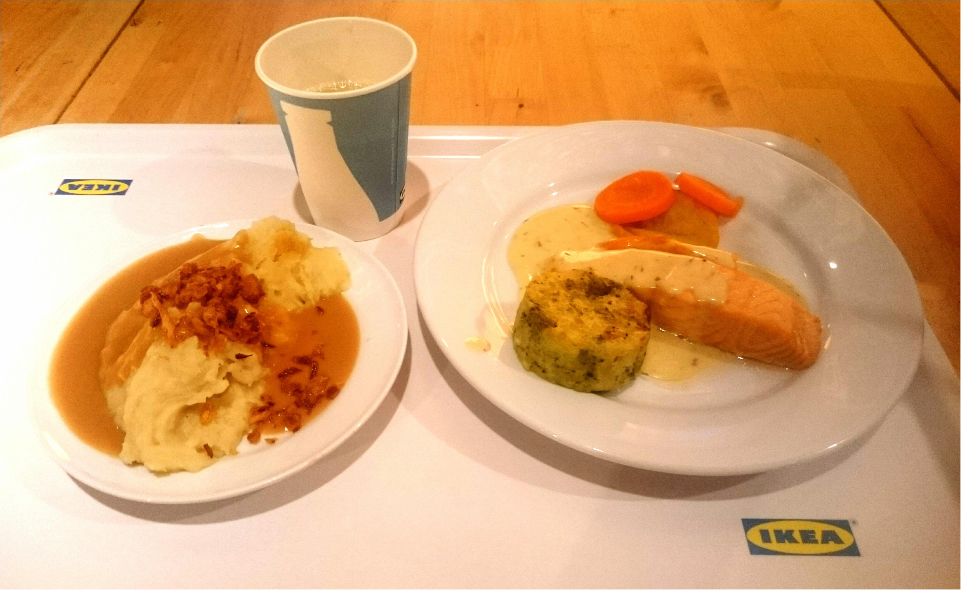 IKEAレストランのサーモンフェア。本当に食べる価値ありなのは定番の◯◯!_1