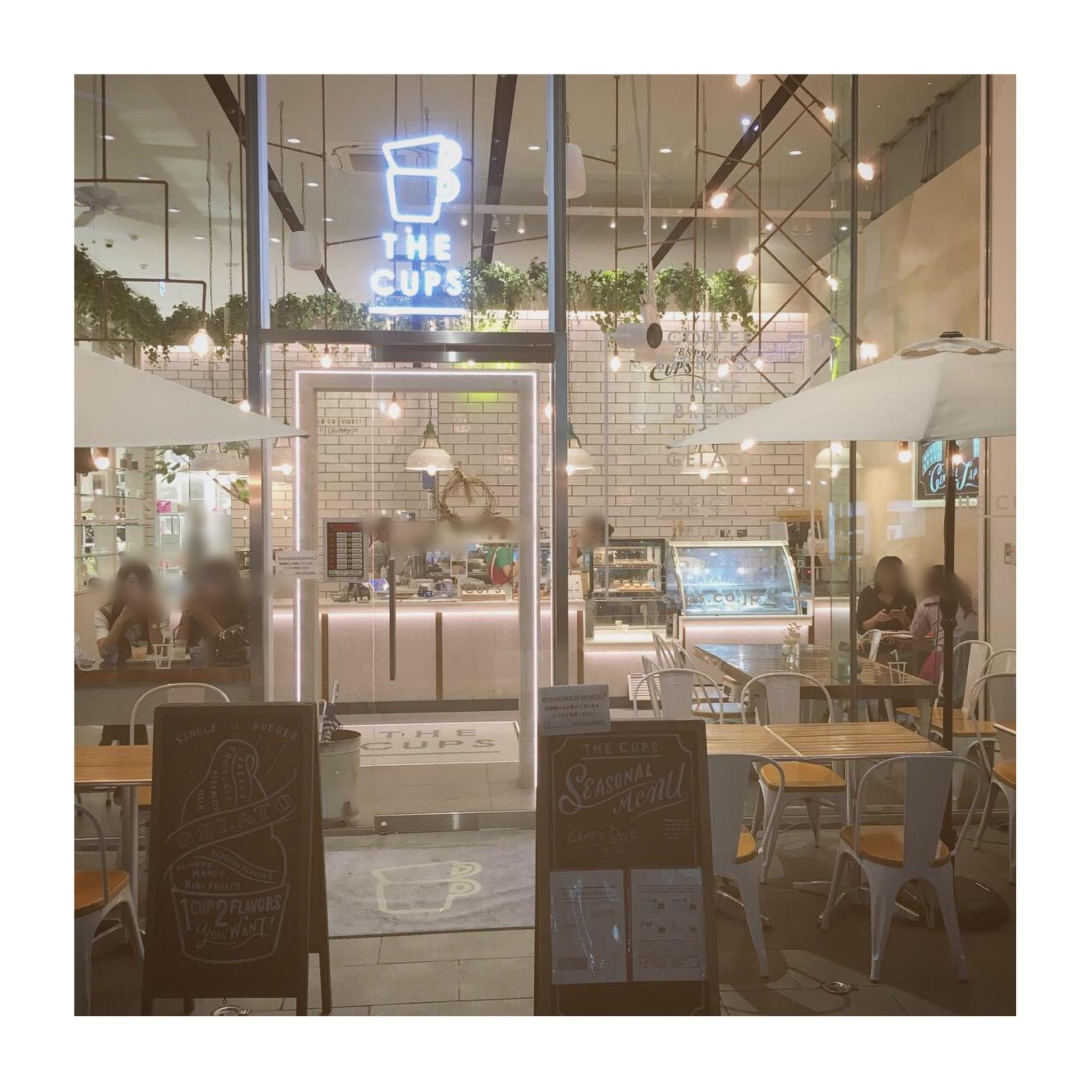 #13【#cafestagram】❤️:《名古屋》名駅すぐ前!のおしゃれカフェ『THE CUPS MEIEKI』☻_1