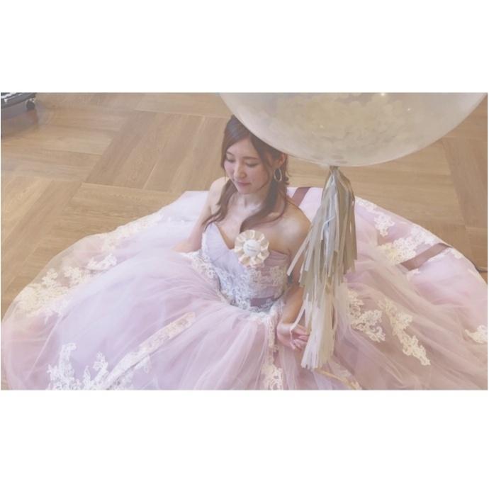 【marry × acquagrazie】プレ花嫁さんが集まるドレス試着イベントへ♡♡ドレスを着たら絶対撮りたい憧れの〇〇〇〇ショットを撮ってもらいました♥︎_3