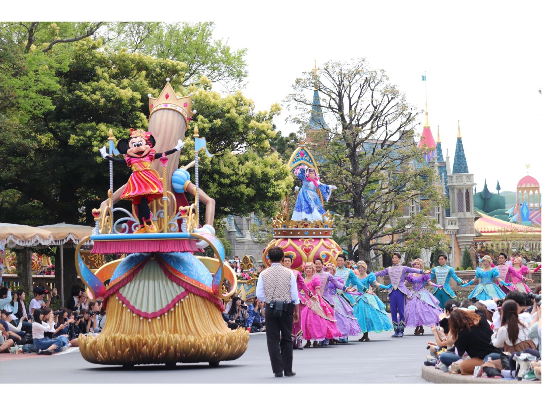 ▷【東京ディズニーランド35周年】Newパレード「ドリーミング・アップ!」がとにかく凄い!!_11