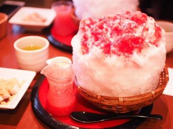 【#東京かき氷】涼しげな和かき氷♡《船橋屋広尾本店》