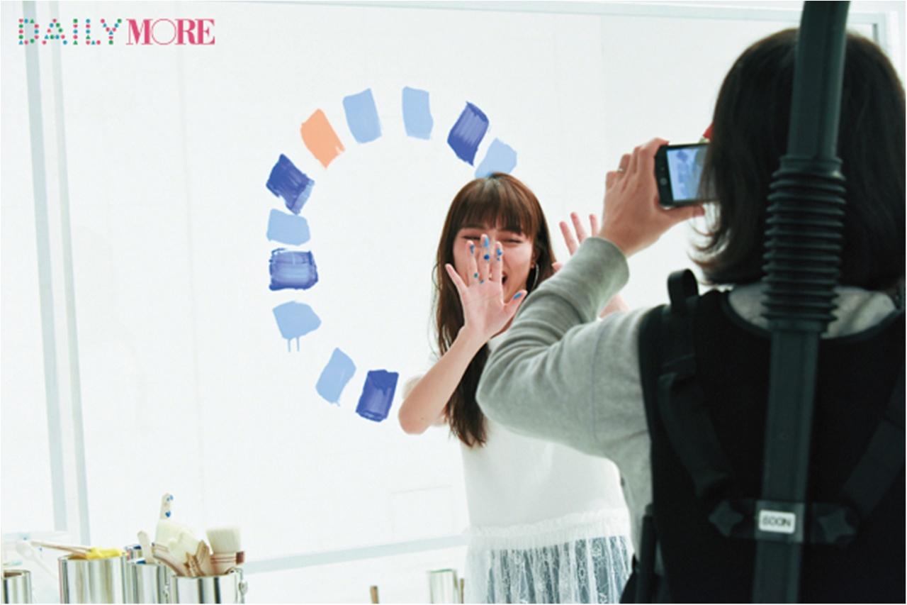 【内田理央インタビュー】キックボクシングを頑張って、強い女子になりたい!_2_2