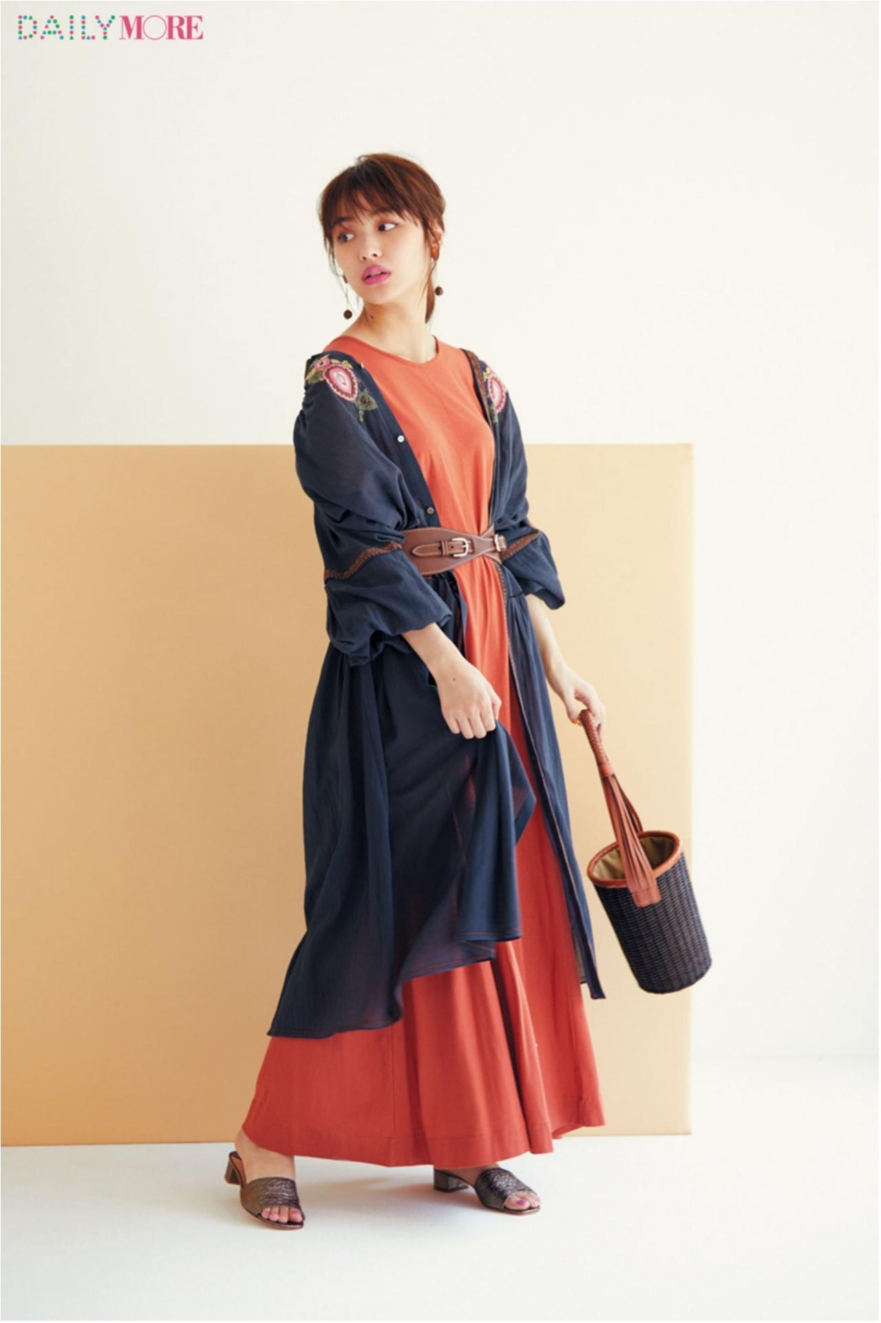 楽してかわいく夏らしく♪ 「サマードレス」コーデまとめ♡_1_13