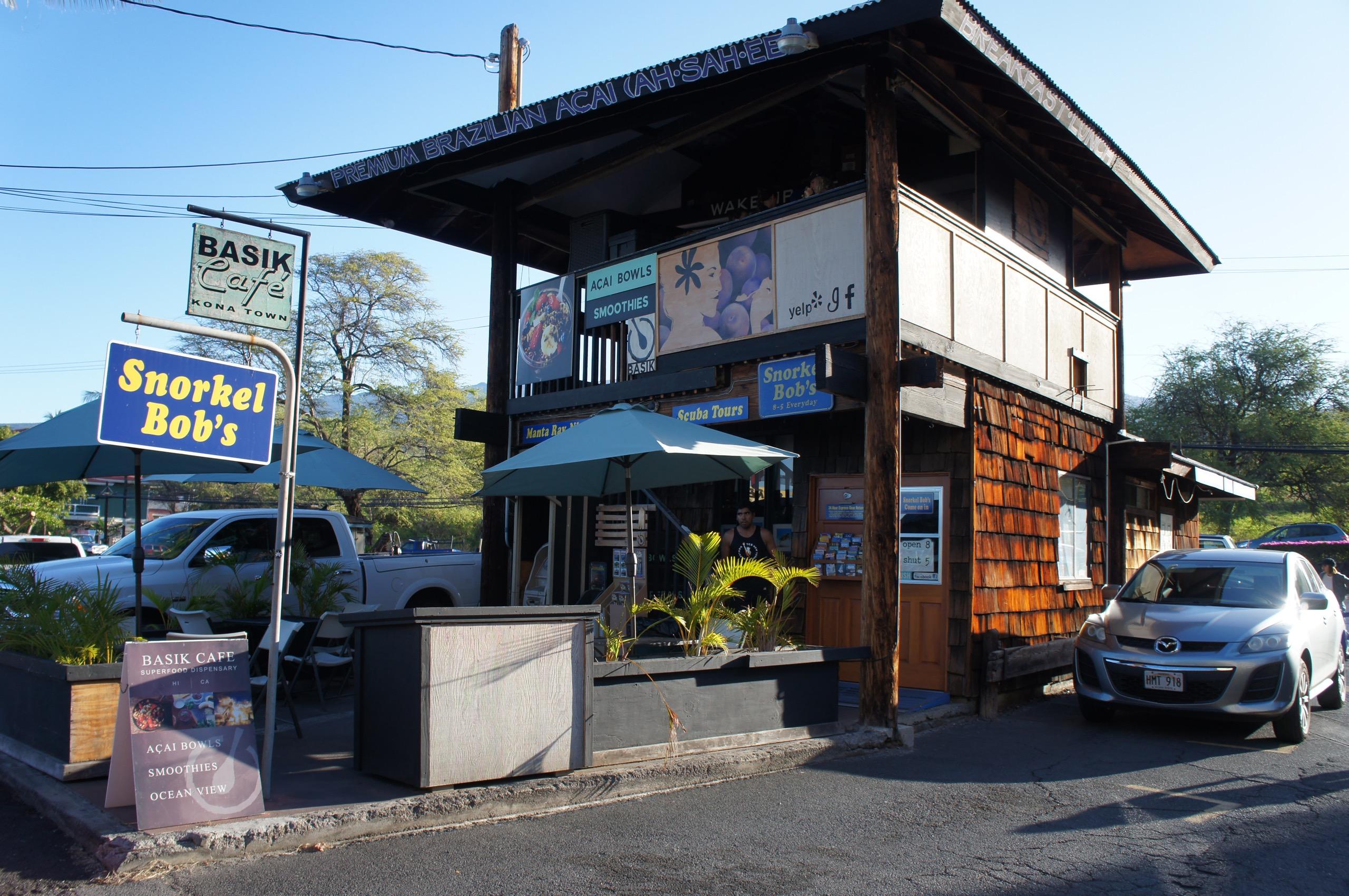 《#ハワイ女子旅》【BASIK CAFE】大人気❤️の絶品アサイーボウルがおすすめ☻♡_3
