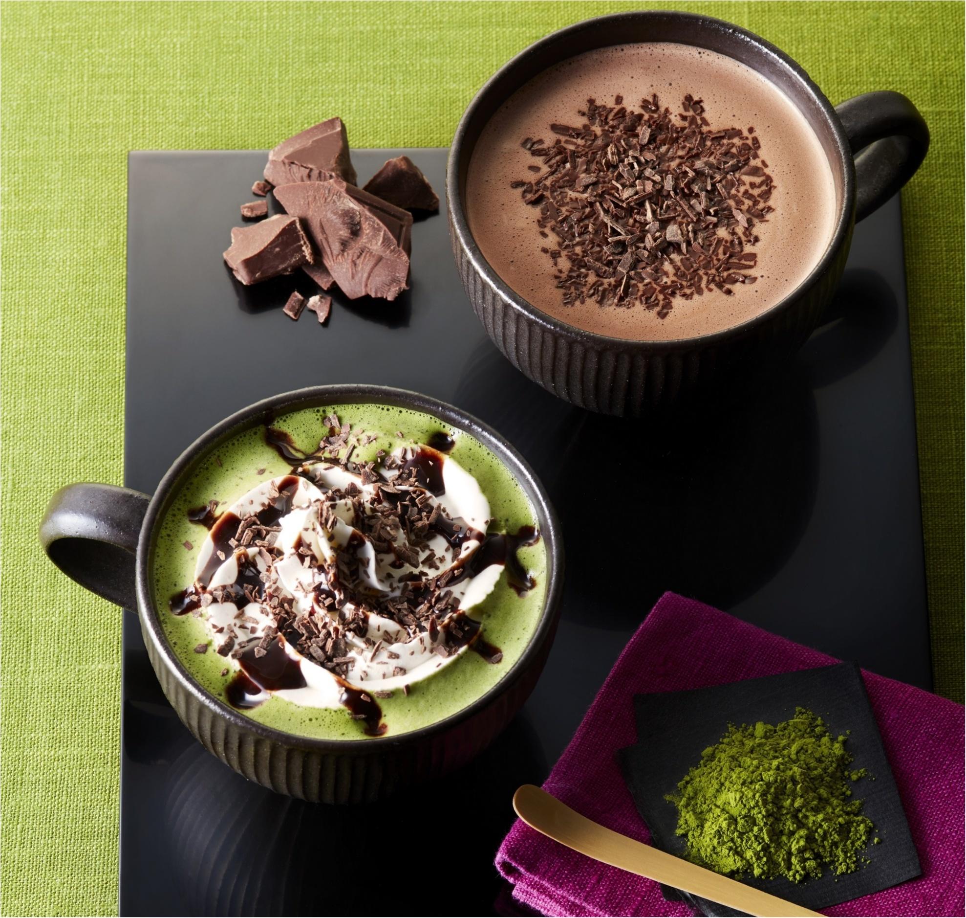 冬の【抹茶】と【チョコレート】を思う存分楽しむなら……『タリーズコーヒー』へGO☆_1