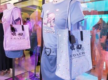 水原希子ちゃんがCoachとコラボ☆宇宙をモチーフにした新作コレクション「コーチ × キコ・ミズハラ」 #CoachxKiko