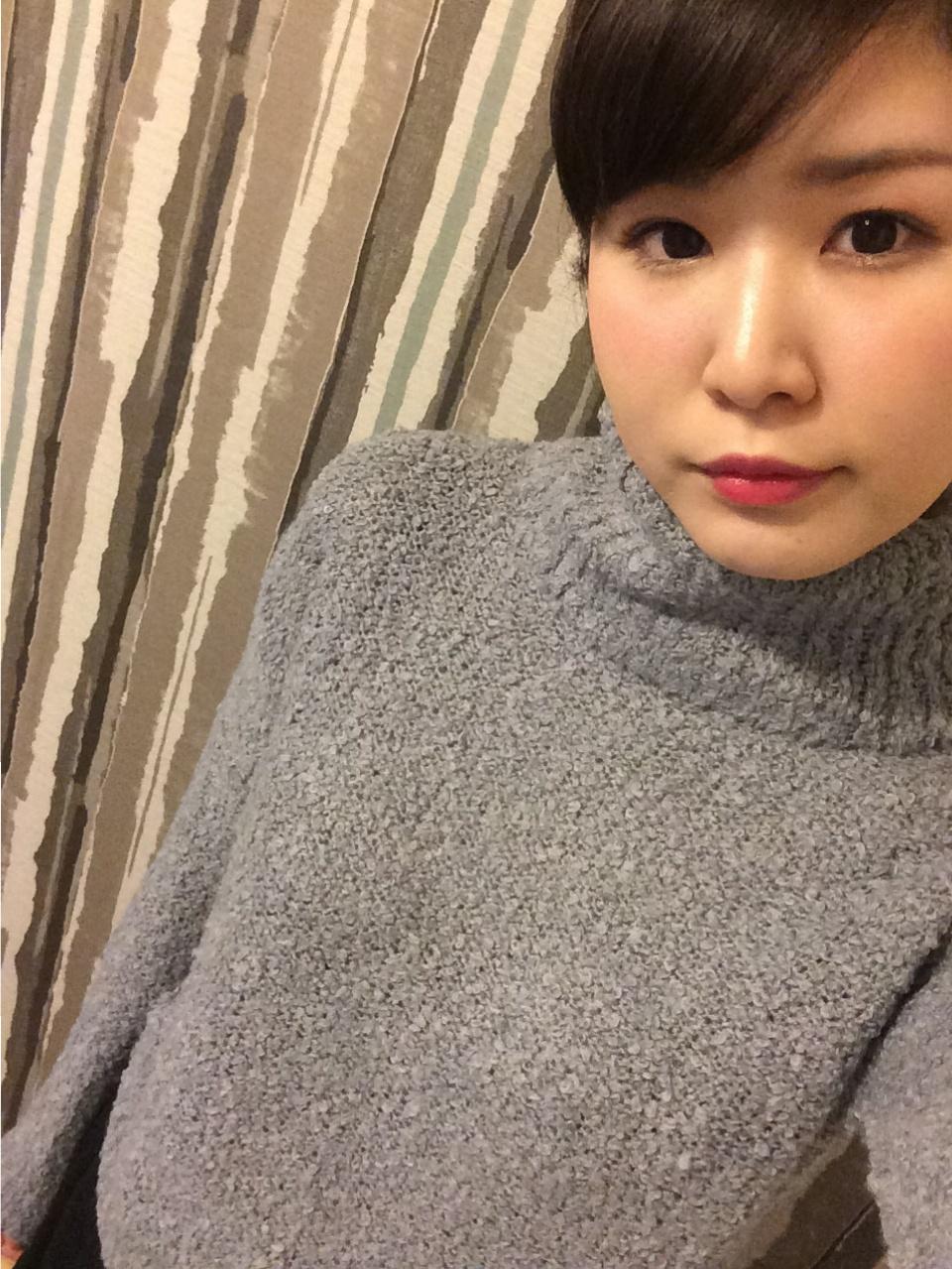 【GU】フワモコセーターで寒い冬に備えよう♡_1