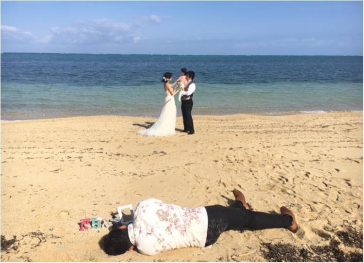 【くく婚】ハンドメイド・ビーチフォト・スイーツビュッフェ・・こだわりを詰め込んで❤️『28歳、結婚式を挙げました!』_6