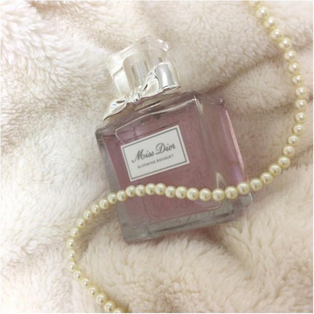 母娘2代で愛用♡Miss Diorがわたしのパワーフレグランス♡_1