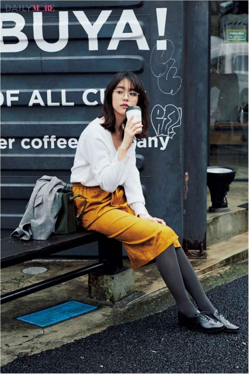 【黒orグレイ。迷うことない?】スカートの色にベストマッチなタイツの選び方、教えます☆_1_4