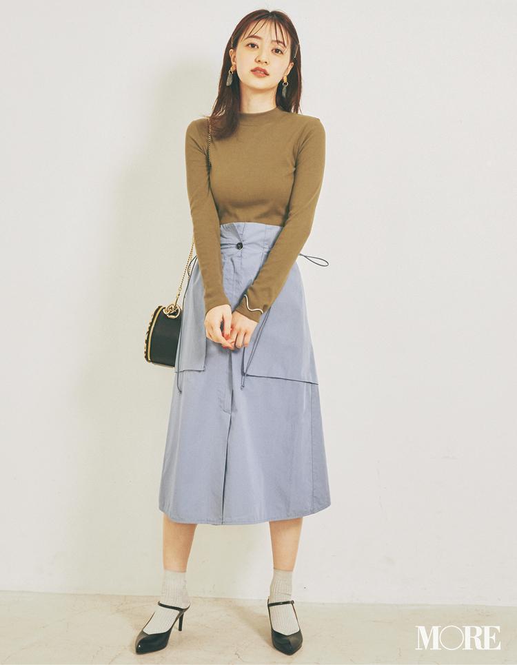 ユニクロコーデ特集 - プチプラで着回せる、20代のオフィスカジュアルにおすすめのファッションまとめ_27