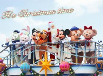 ▷【東京ディズニーリゾート】ファンが大興奮☆TDS New show『It's Christmas time』
