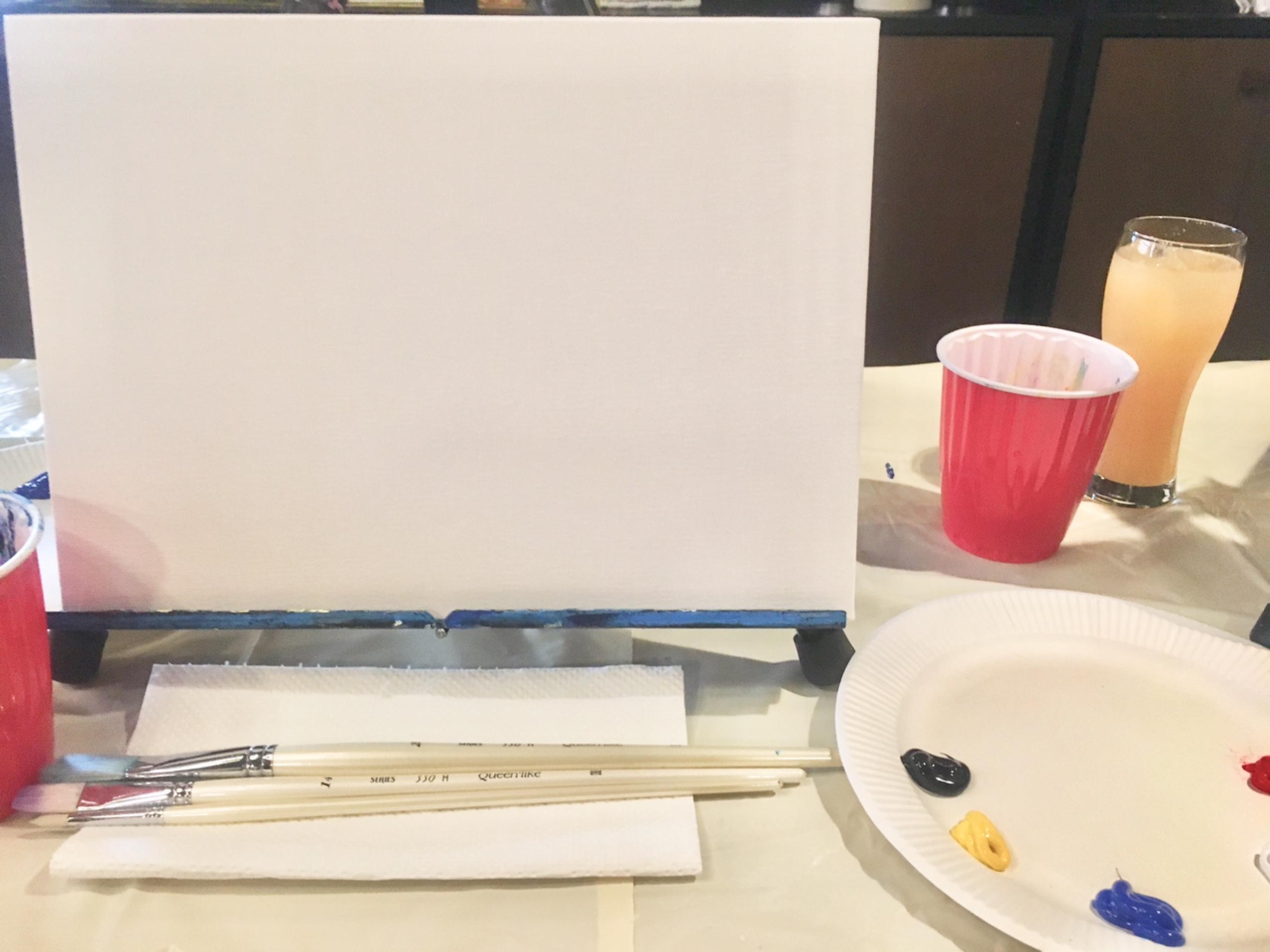 第2のヨガで画家気分?NY発お酒を飲みながら絵を描く『Painty』_2