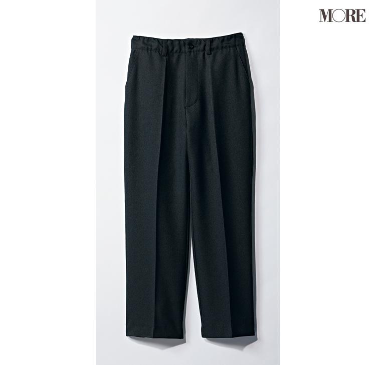 """普通の黒パンツとは違う! """"美脚""""の黒、なら『シンゾーン』と『ジーナシス』。この2本のパンツがよき♡_6"""