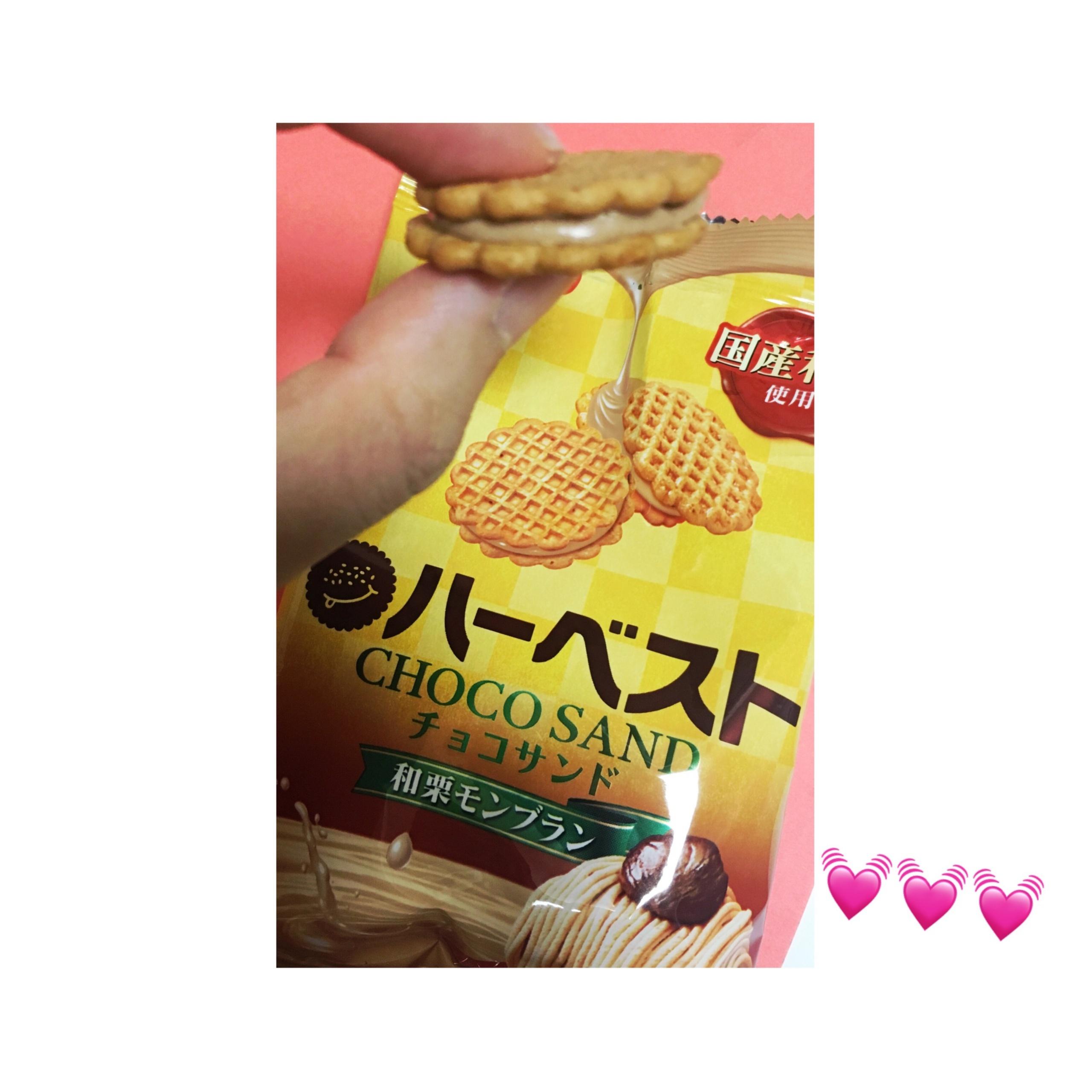 コンビニお菓子も《秋モード❤️》【今週発売】のおすすめお菓子3選★_3