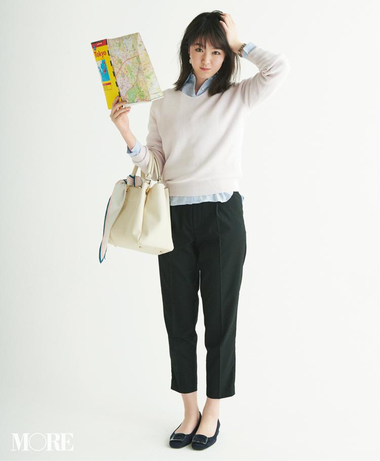 ユニクロコーデ特集 - プチプラで着回せる、20代のオフィスカジュアルにおすすめのファッションまとめ_24