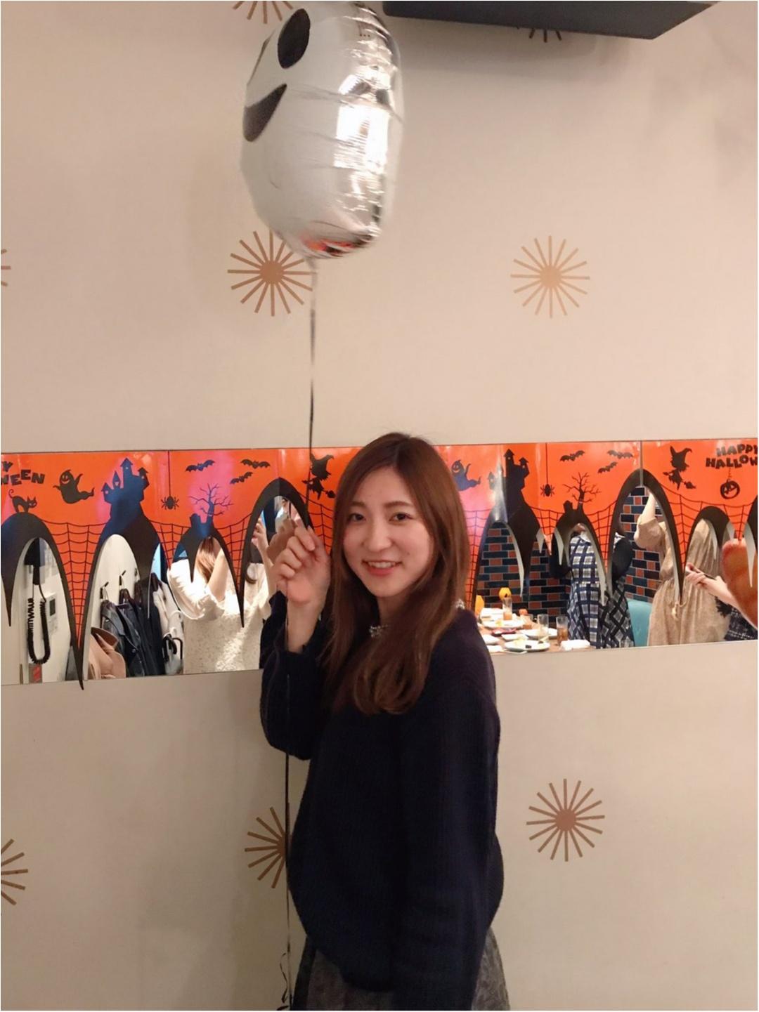 【モアハピ部10期☆】大人数ハロウィン女子会を開催しました♡!!_16