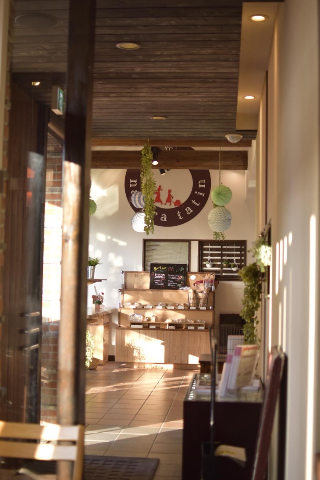 【岐阜 カフェ】積み木パウンドケーキで有名な ナガラタタンのタタンカフェ 【川原町】_5