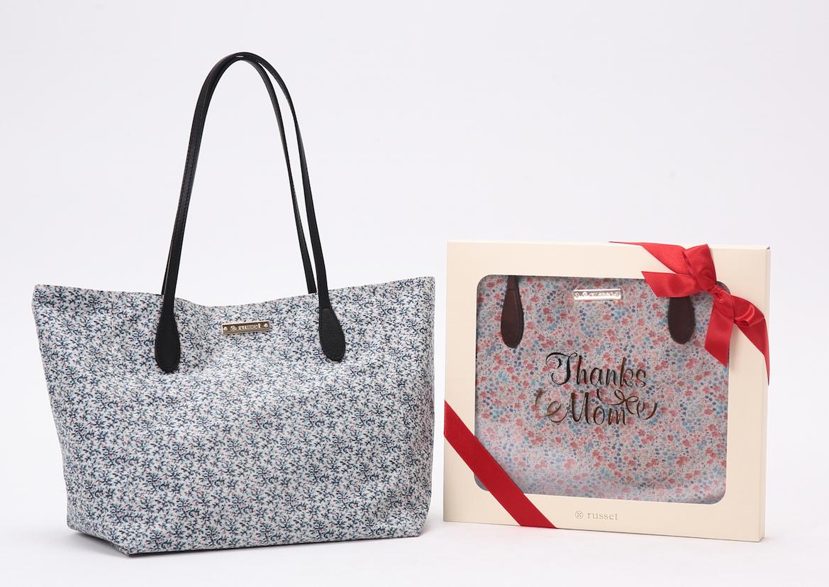 『ラシット』のリバティプリントバッグを母の日ギフトに♡_1