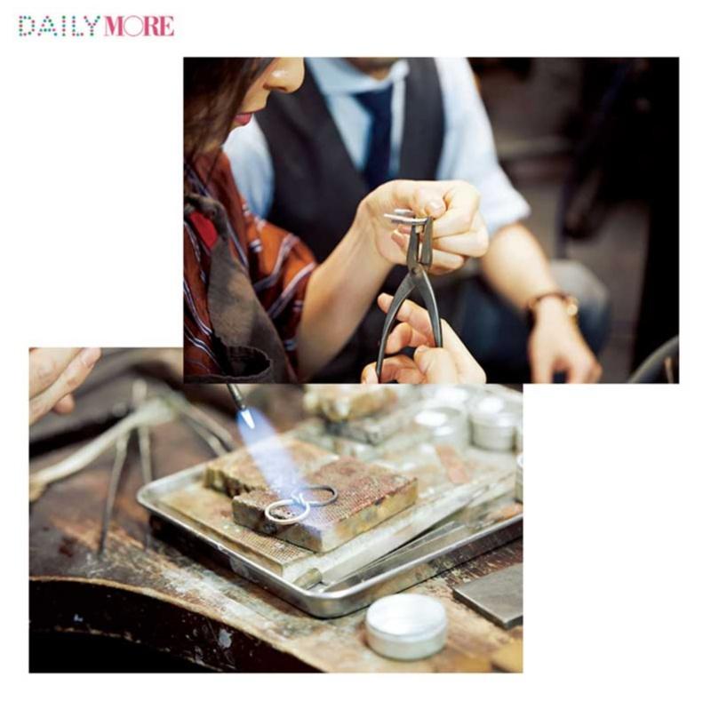篠田麻里子が体験♡ 話題のジュエリーブランド『hum』の彫金ワークショップへ行こう!【麻里子のナライゴトハジメ】_2_3
