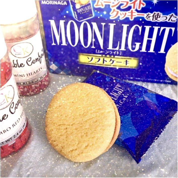 【FOOD】森永の人気クッキー「ブルームーン」がケーキになった♡_1