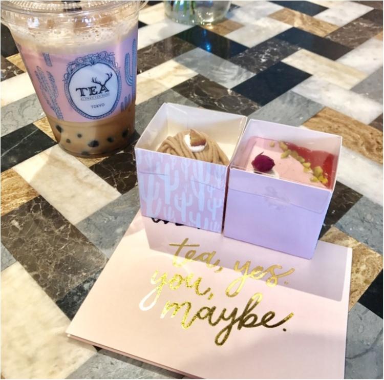 【CAFE】LAで大人気!待望のOpen❤ #ALFREDTEAROOM 最速レポ⋈_9