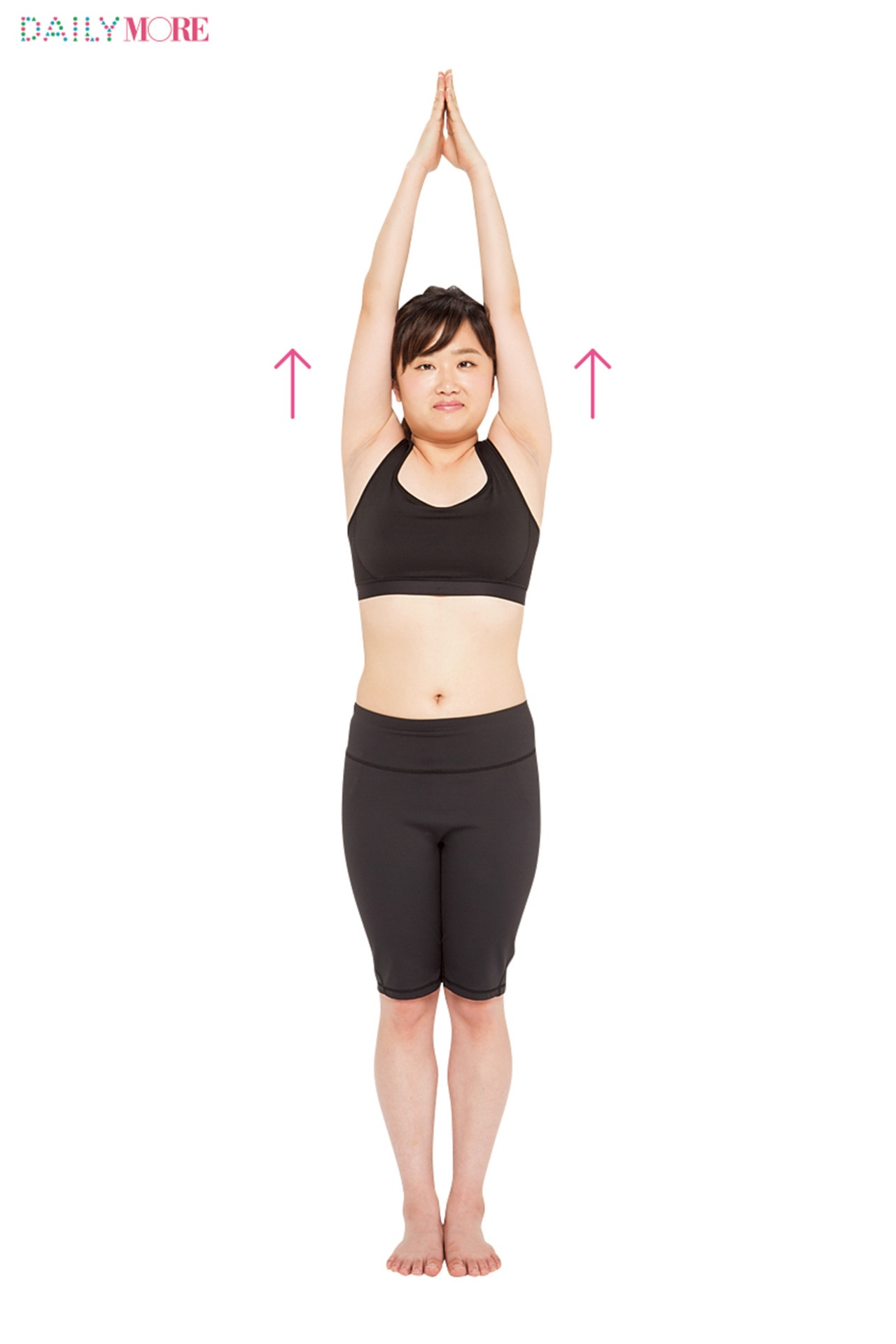 【動画もチェック!】二の腕、背中、お腹など気になるラインすべてにアプローチ! 全身やせエクササイズ!【#モアチャレ 7キロやせダイエット】_1_2