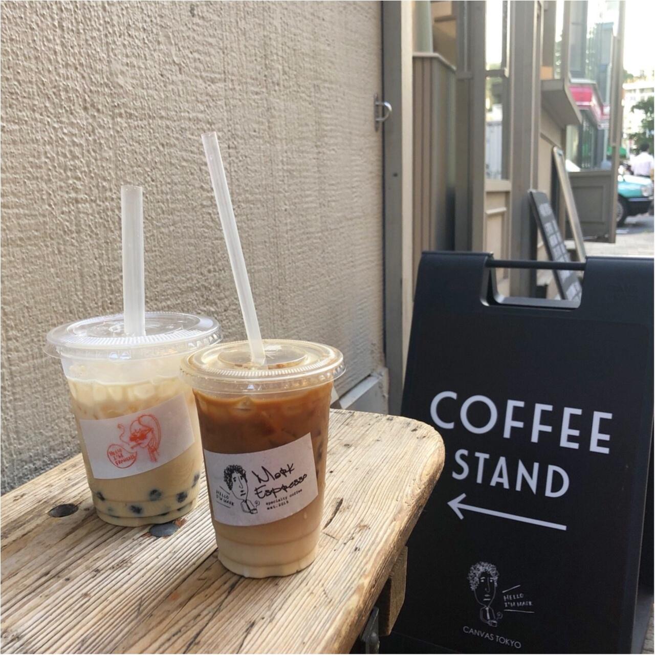 【CANVAS  TOKYO】広尾のおしゃれカフェ♡_2