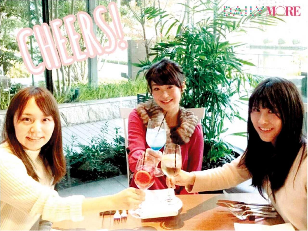 特別な日の女子会は、憧れホテルで♡ 『パレスホテル東京 グランド キッチン』♪【モアハピ部の三ツ星女子会スポット♡】_3