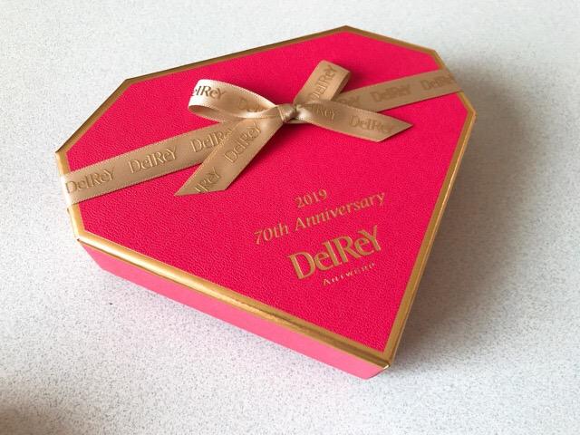 【2019バレンタイン】ダイヤモンドのようなチョコ《DelReY》が気になる♡_5