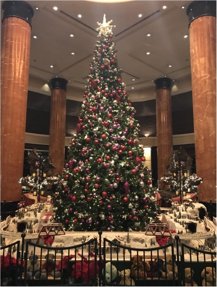 【X'MAS】今年もこの季節!デートにぴったり♪恵比寿で見るべきクリスマスツリーはこの2つ♥_4