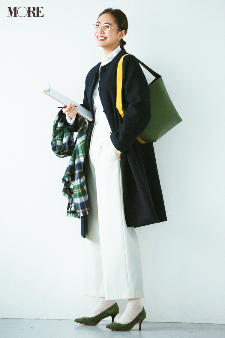 冬のおすすめ【ストールコーデ】 | 20代ファッション・レディース・おしゃれ_1_6