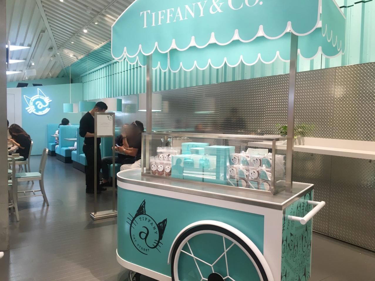 【Tiffany】もう行った?ティファニーカフェの現在の待ち状況は?_2