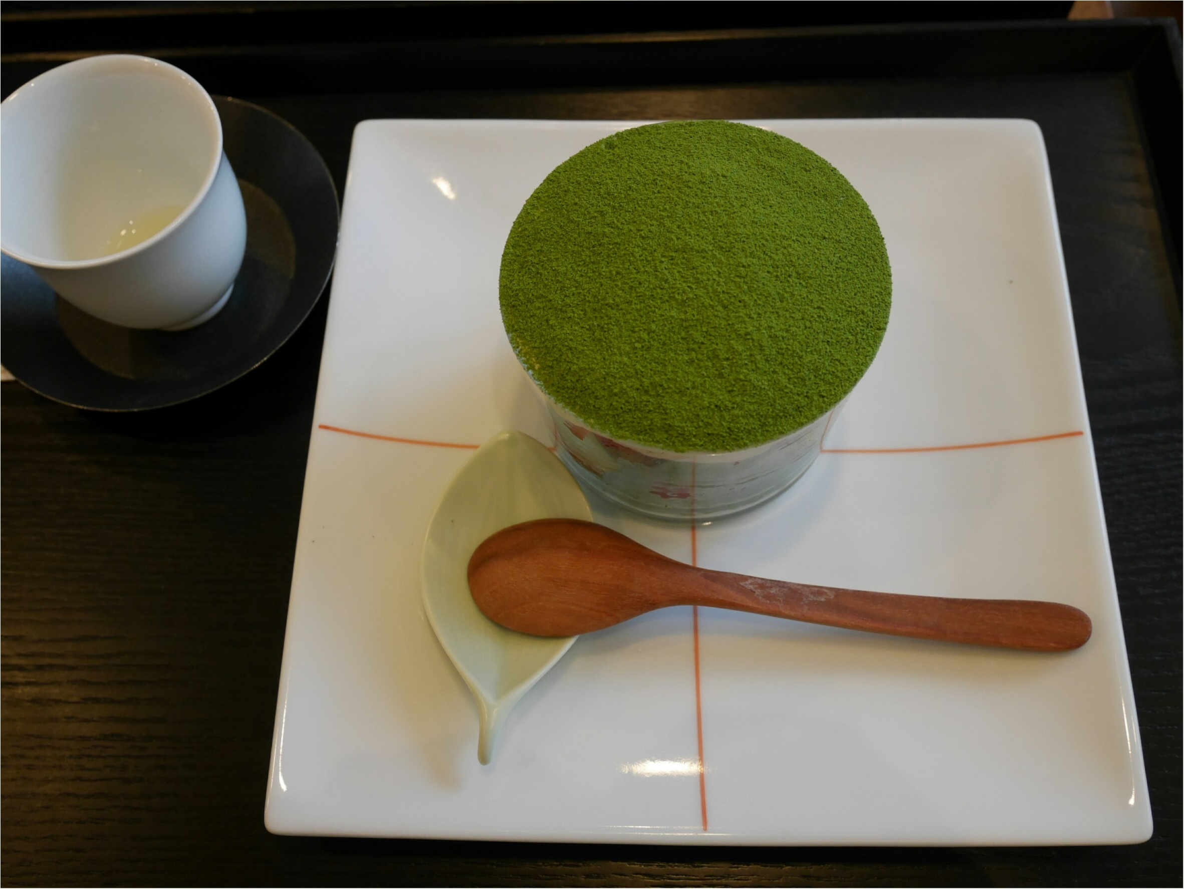 表参道にある「茶茶の間」は幅広い年代から愛される日本茶のカフェだった。_8