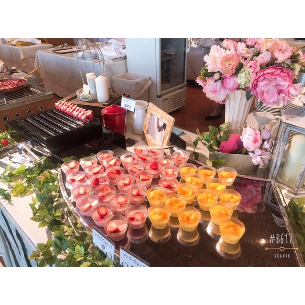 春を先取り!鎌倉プリンスホテルのストロベリースイーツ&ライトミールブッフェ2019 ♡♡_2