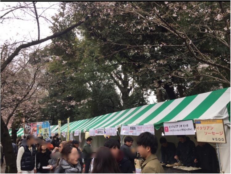 【4/6まで】都内でも七分咲き♪♪*千代田のさくらフェスティバル*に行ってきました✨✨_9