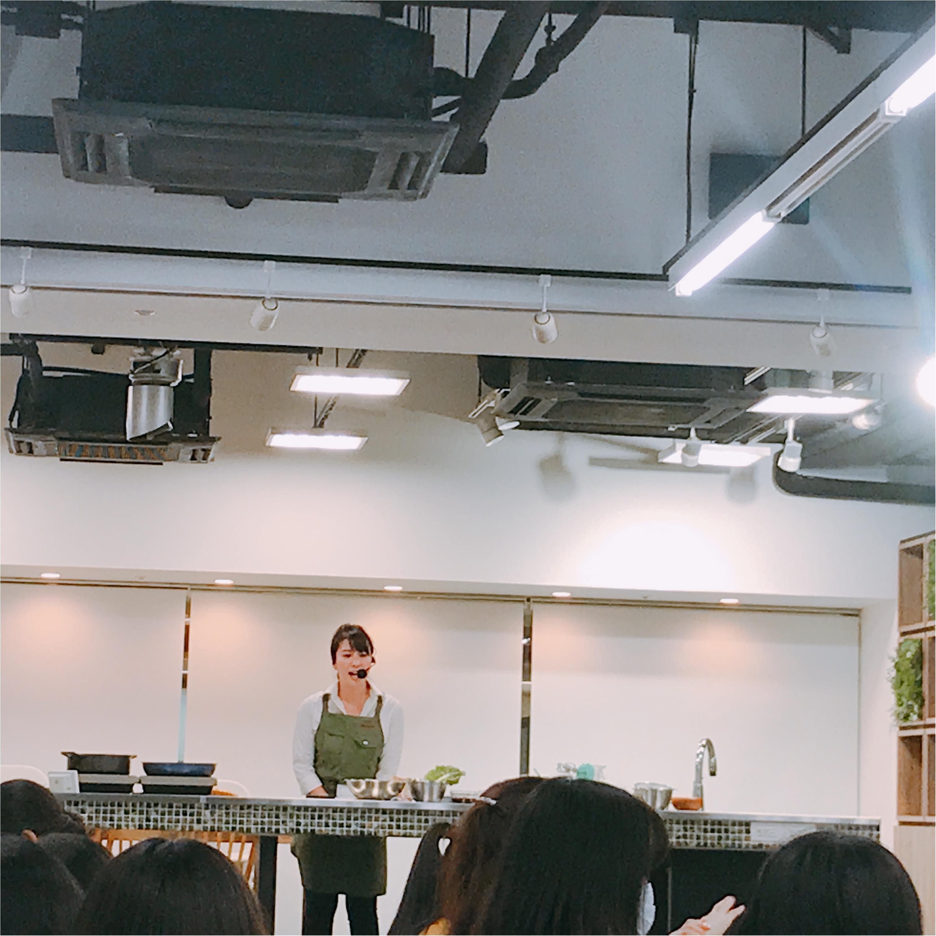 うれしいおみやげ付き♡《なめらか本舗》×《ABC Cooking Studio》の豆乳料理ワークショップに行ってきました!_3